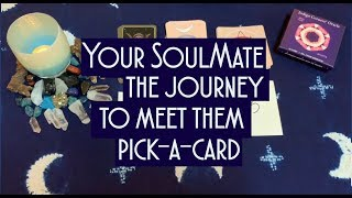 Video 🔮PICK A CARD🔮💞 SOULMATE💞 Your journey to meeting them MP3, 3GP, MP4, WEBM, AVI, FLV Juni 2019