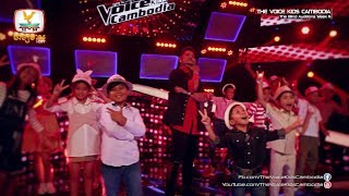 Khmer TV Show - The Blind Audition Week 6