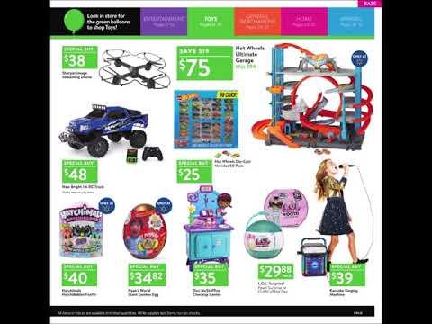 Walmart Black Friday Deals Coupons 2018 Ad