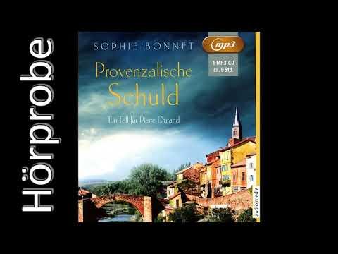 Sophie Bonnet: Provenzalische Schuld (Hörprobe)