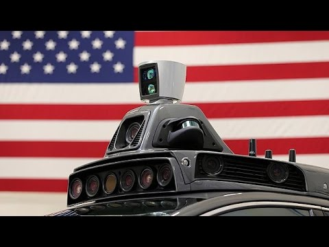 ΗΠΑ: Πράσινο φως από τον Ομπάμα για τα αυτο – οδηγούμενα αυτοκίνητα