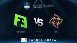 NiP vs Flipsid3, game 1