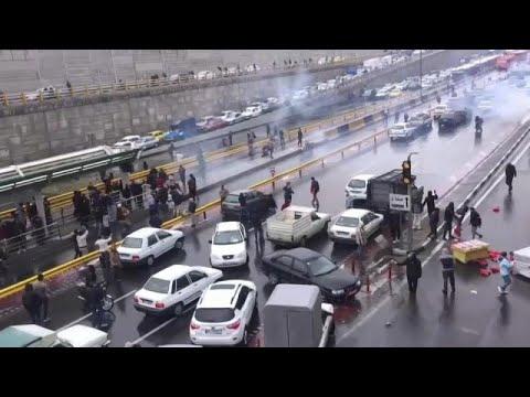 L'Iran s'enflamme sur le prix de l'essence