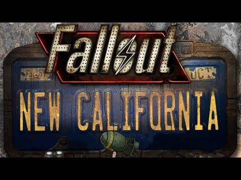 Fallout New California 9 ЛЕТ Разработки Подходят к Концу!