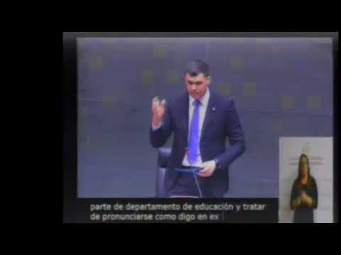 Javier García reprocha a Educación una campaña de preinscripción escolar subjetiva que promociona el modelo D en exclusiva