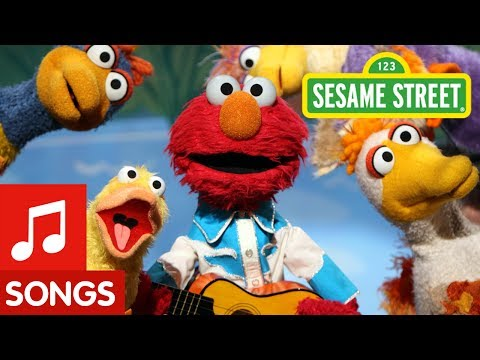 Sesame Street - Elmo Has Four Ducks Song