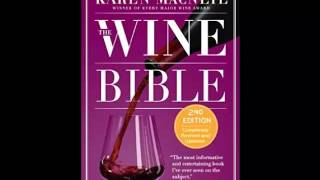 "Karen MacNeil author ""The Wine Bible"" on ""Book Talk"" Radio"