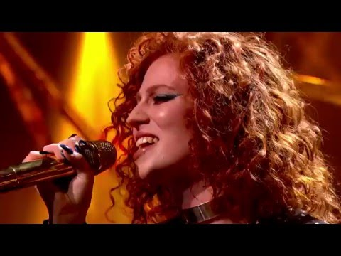Jess Glynne - Don't Be So Hard On Yourself (Live From the BRITs Launch Show)
