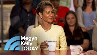 "Video Jada Pinkett Smith On 'Red Table Talk,' Husband Will Smith, And ""Girls Trip"" 