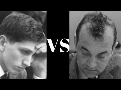 Famous Chess Game:Bobby Fischer vs Viktor Korchnoi : Stockholm Izl (1962) : Spanish Game: