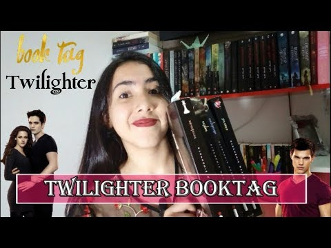 TWILIGHTER BOOKTAG | Leticia Ferfer | Livro Livro Meu