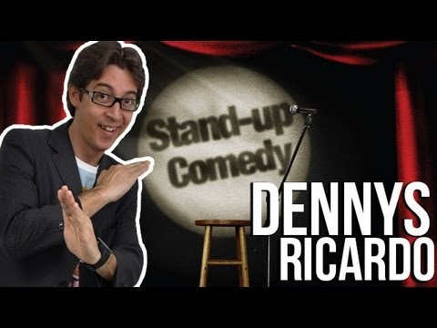 Dennys Ricardo - Stand Up Comedy Gospel