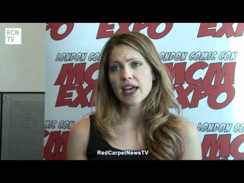 Sanctuary Interview Pascale Hutton 2012