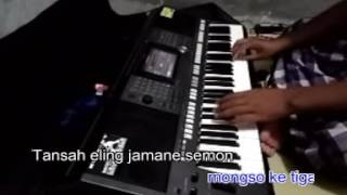 Video Dalan Anyar Karaoke Yamaha PSR MP3, 3GP, MP4, WEBM, AVI, FLV Oktober 2018