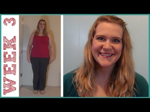 Weight Loss – Week 3 Results
