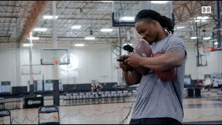 Todd Gurley Dominates The Court & The Gym | Playing NBA 2K20 on Google Stadia
