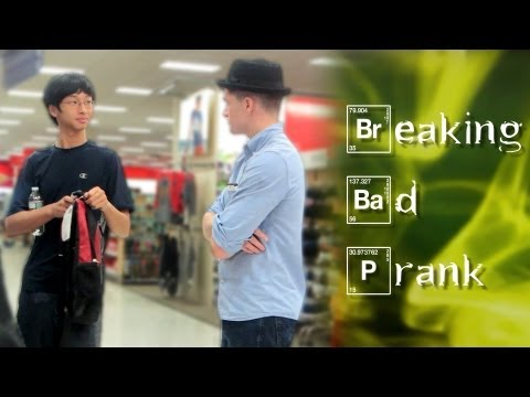 Breaking Bad Prank - Three Amigos Comedy