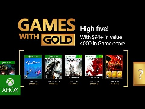 Xbox - June 2017 Games with Gold
