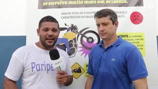 Transalvador promoveu ação voltada para motociclistas no Subúrbio