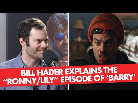 "Bill Hader Explains How He Directed the ""ronny/lily"" Episode of 'Barry' 