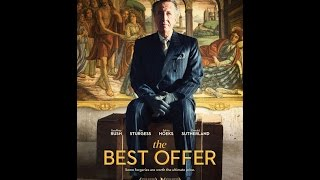 Nonton Geoffrey Rush  Jim Sturgess The Best Offer 2013 Crime  Drama  Mystery Film Subtitle Indonesia Streaming Movie Download