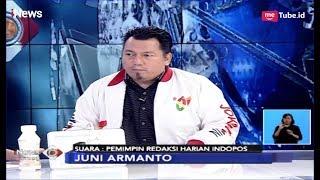 Video Naik Pitam! TKN Jokowi-Ma'ruf Amin Sebut Indopos Koran 'Gosip' - iNews Siang 16/02 MP3, 3GP, MP4, WEBM, AVI, FLV Februari 2019