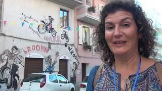 Murales y Graffitis en Orgosolo Cerdeña