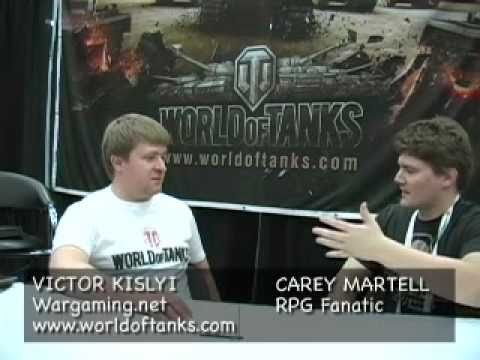 World of Tanks MMORPG Interview