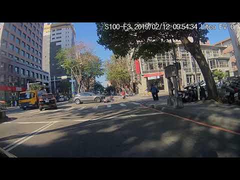台中 公益路與大進街 汽機車 車禍