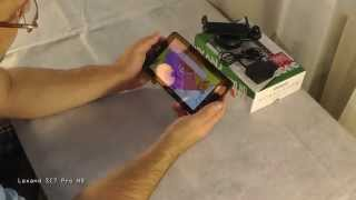 Автомобильный планшет Lexand SC7 (обзор)