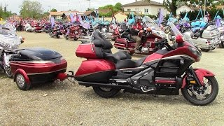 La Teste-de-Buch France  city photos : Goldwing club de France - Parade des Nations / La Teste de Buch 2016 (part 2)