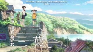 Kimi No Na Wa                 2016  Sub Indo  Full Trailler
