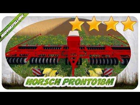 Horsch Pronto18m v2.1
