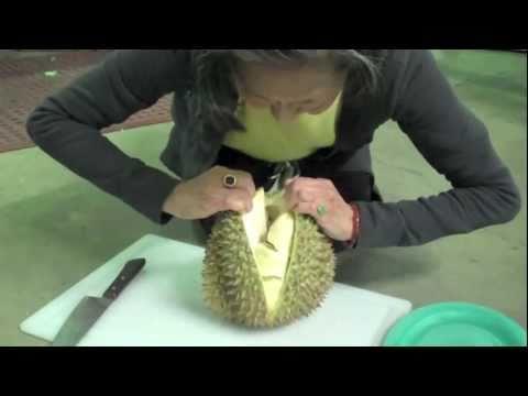 Kako se priprema...Durian