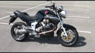 4. Moto Guzzi Breva 1100 Stock No: 55647