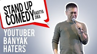 Video SUCRD - YOUTUBER BANYAK HATERS MP3, 3GP, MP4, WEBM, AVI, FLV Maret 2019