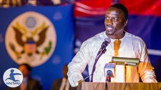 Video Africa's Son Akon Speech on Why Africa is Better than America MP3, 3GP, MP4, WEBM, AVI, FLV Oktober 2018