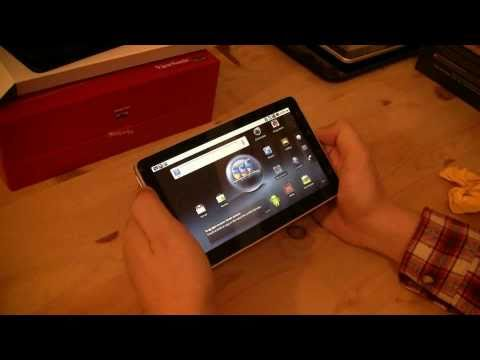 Viewsonic Viewpad 7 Review – 7-inch Android 2.2 tablet