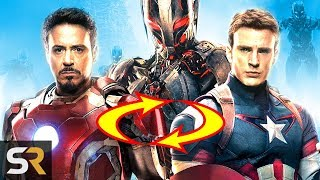 Video Marvel Theory: Have The Avengers Been Stuck In A Time Loop Since Age of Ultron? MP3, 3GP, MP4, WEBM, AVI, FLV Januari 2019