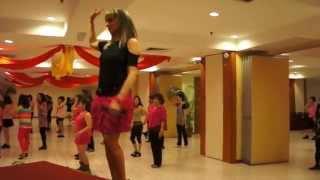Video Bengawan Solo - Line dance MP3, 3GP, MP4, WEBM, AVI, FLV Juli 2018