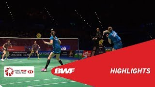 Download Video YONEX All England Open 2018 | Badminton WD - F - Highlights | BWF 2018 MP3 3GP MP4