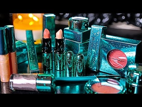mac - MAC HAUL TIME! The New MAC Summer Collection is here!!! Alluring Aquatics! I went a little (ok a lot) crazy at the MAC Counter this morning & rushed home to ...