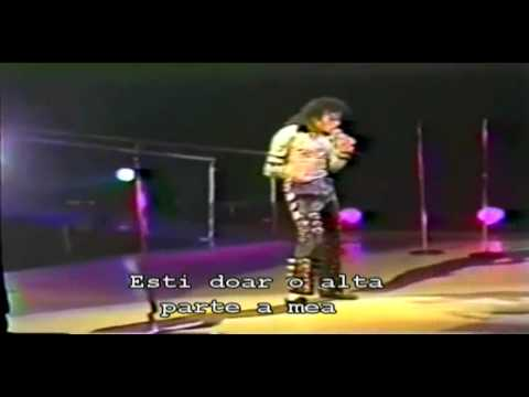 Another Part Of Me - Michael Jackson (tradus in romana)