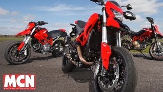 7. Ducati Hypermotard: New vs Old | Road Tests | Motorcyclenews.com