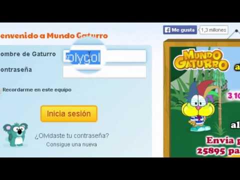 Video MUNDO GATURRO DOY 3 CONTRASEÑAS (D: ♥♥♥♥♥♥♥♥♥♥ download in MP3, 3GP, MP4, WEBM, AVI, FLV January 2017