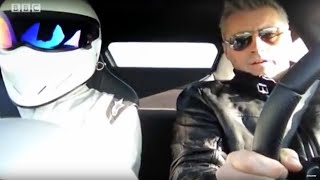 Matt Le Blanc in a Mclaren - Top Gear - BBC