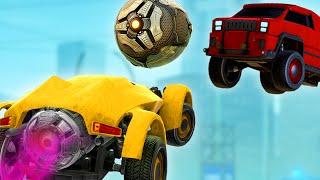 ROCKET LEAGUE: Best Goals, Saves & Fails! #1 (Rocket League Fu...