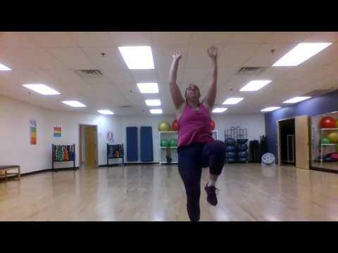 Zumba Gold Warm Up Flashdance