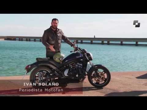 Vídeos Kawasaki Vulcan S