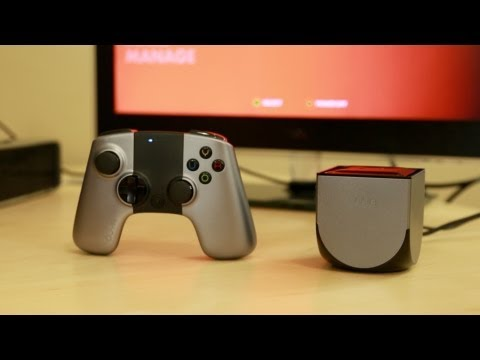 console - Ouya Pricing & Availability http://amzn.to/17mouFW Our Ouya Gaming Console Review! Enjoy! A detailed review of the $99 Android powered Ouya Gaming Console, c...
